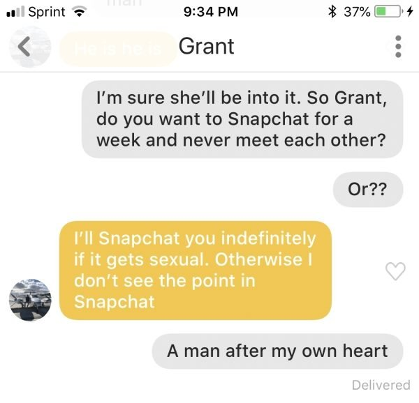 Dating Apps Are Weird