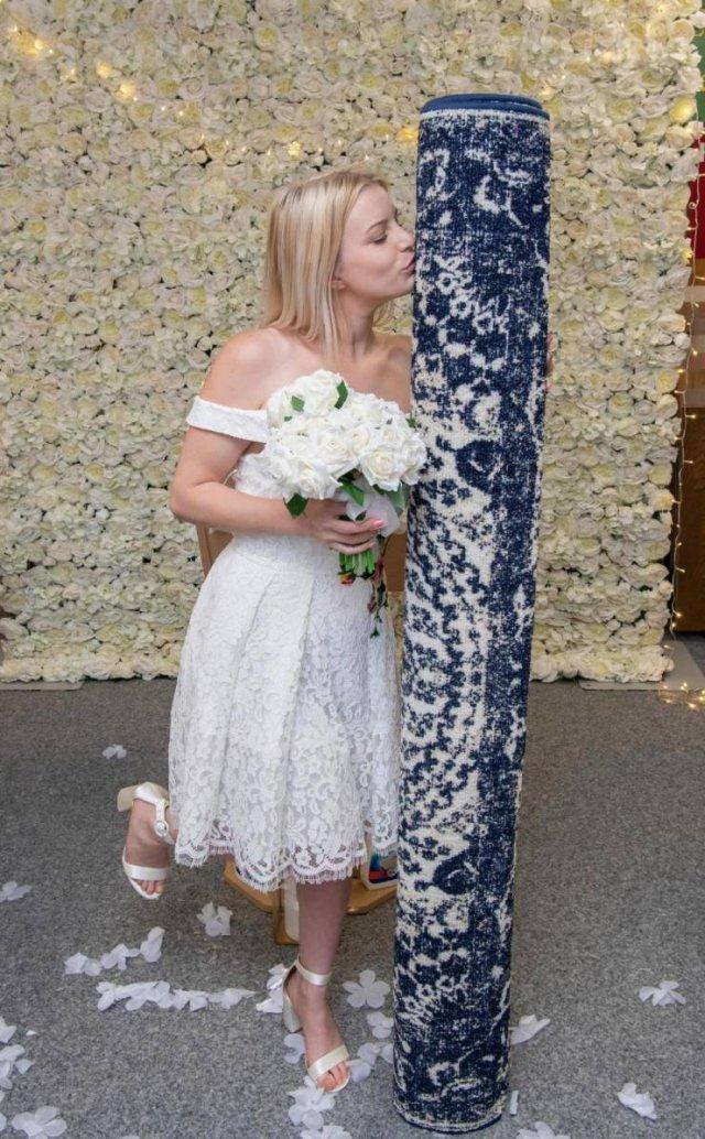 The Most Weird Wedding Choice Ever