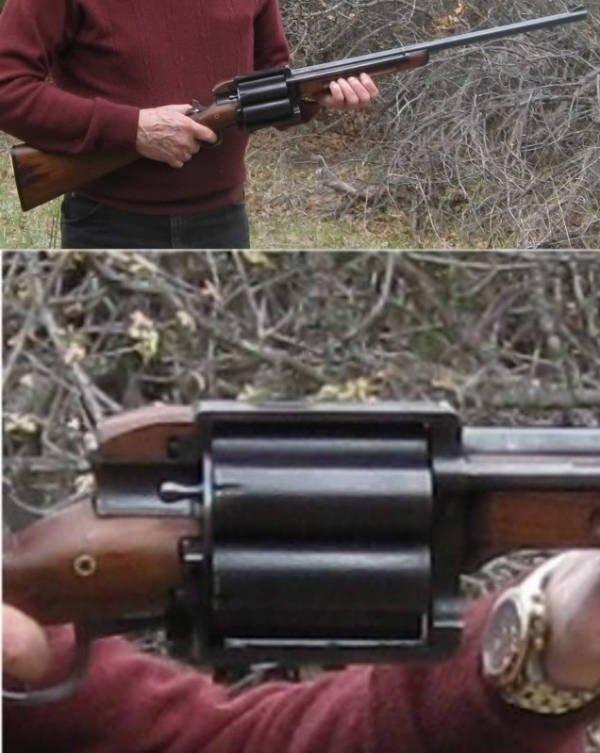 Weird Weapons