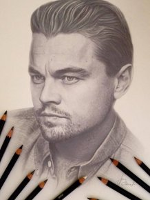 Hyper-Realistic Portraits Of Celebrities