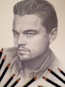 Hyper-Realistic Portraits Of Celebrities