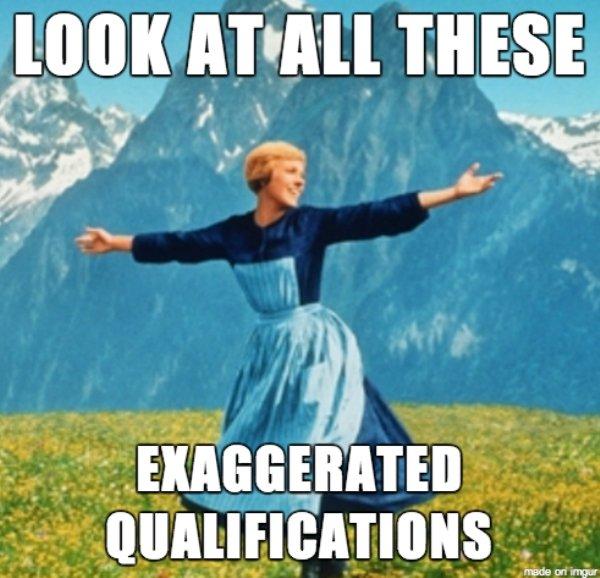 Job Hunting Memes