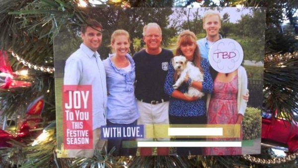 Bad Christmas Cards