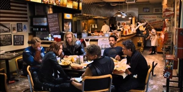 Real Movie Restaurants