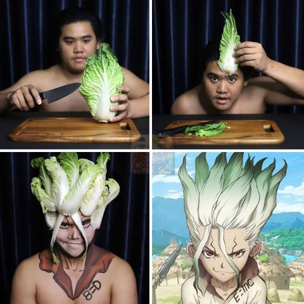 Cheap Cosplay Guy, part 2