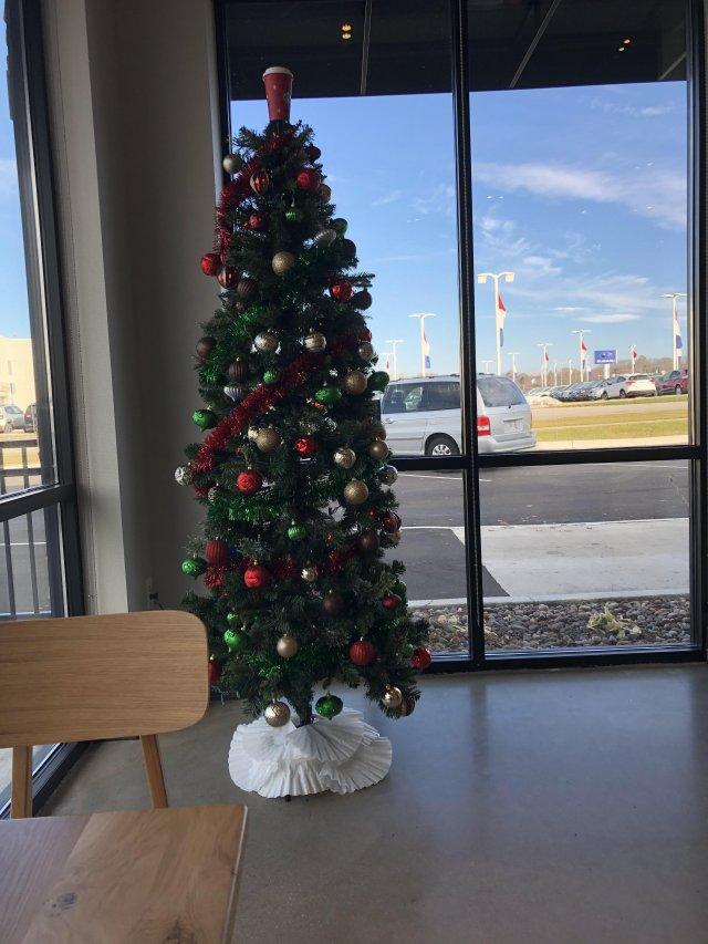 Unusual Christmas Tree Decoration Ideas