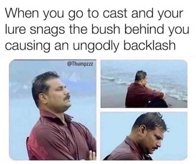 Hilarious Fishing Memes