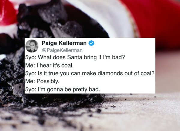 Christmas Tweets From Parents