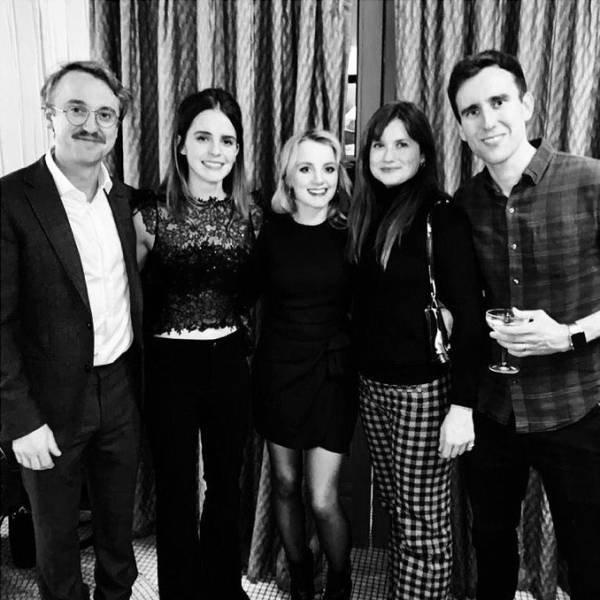 'Harry Potter' Cast Reunion: Internet Comments