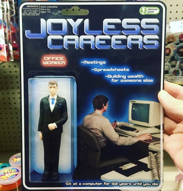 Jeff Wysaski Makes Strange Toys And Leaves Them In Stores