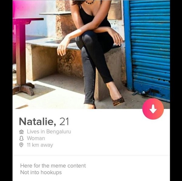 Funny Tinder Profiles, part 2