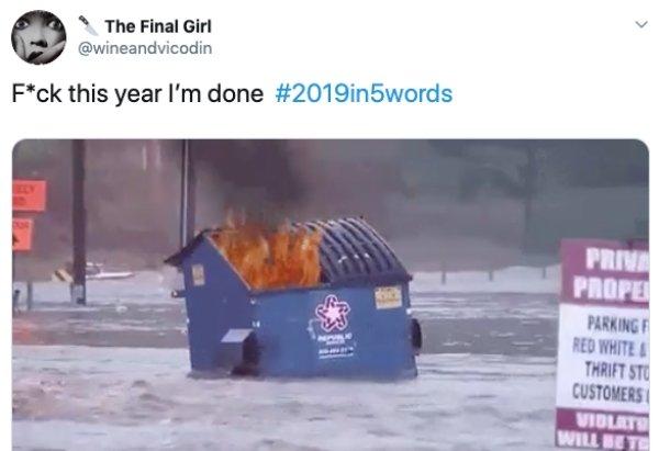 2019 In 5 Words