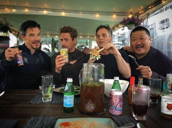 Famous Co-Stars Who Are Close Friends in Real Life