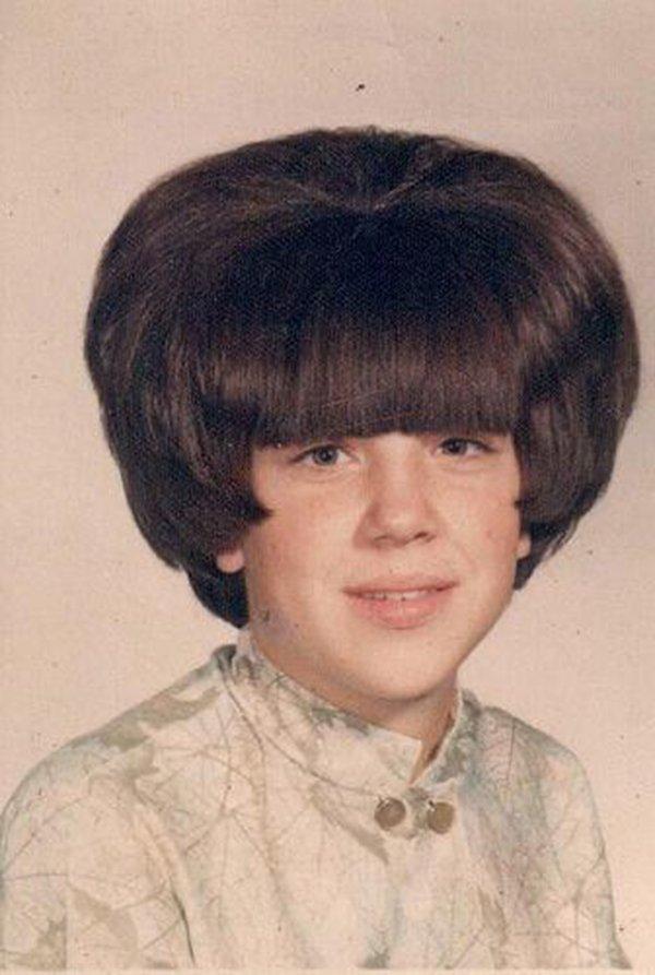 Weird Haircuts, part 2