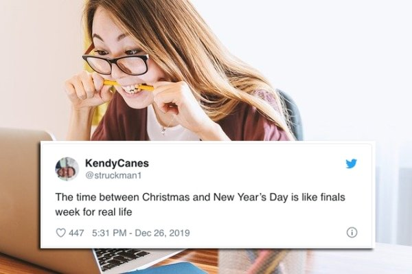 This 'Marvellous' Time Between Christmas And New Year