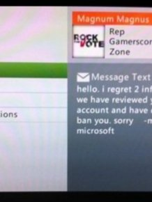 Funny Xbox Live Messages