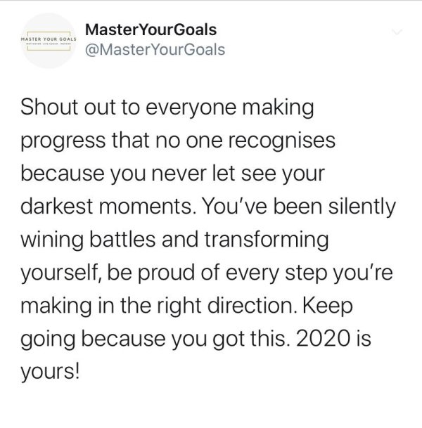 Motivation Pictures For Your 2020, part 2020
