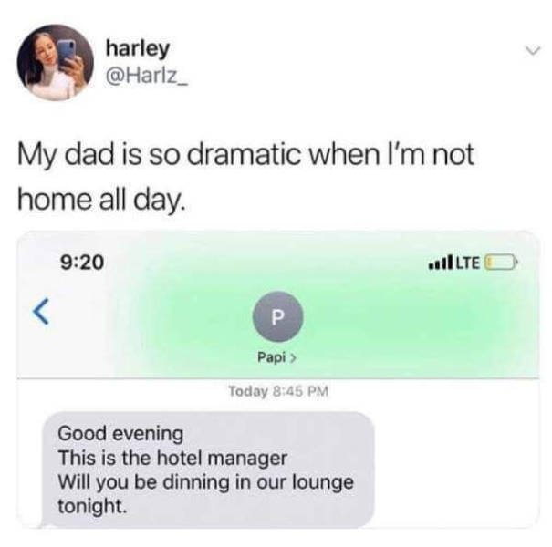 Dads Will Be Dads