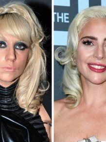 How Celebrities Changed Over Ten Years