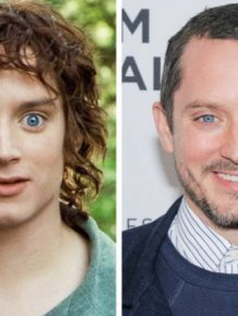 19-Year Challenge: Actors From 'The Lord Of The Rings' Then And Now