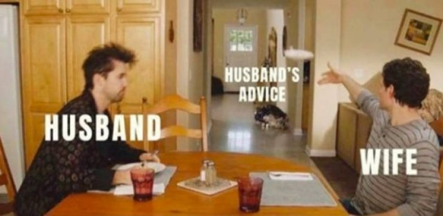 Only Husbands Will Understand