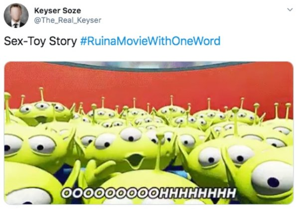 How To Ruin A Movie