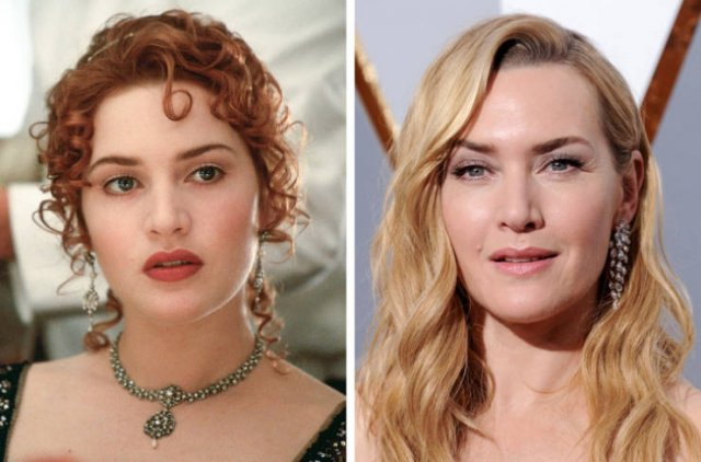 Female Celebrities Who Age Gracefully