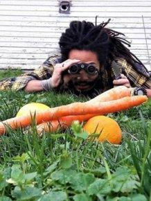 Funny Vegan Hunters
