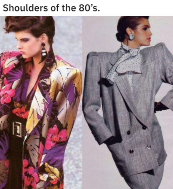 80's: Time For Nostalgia
