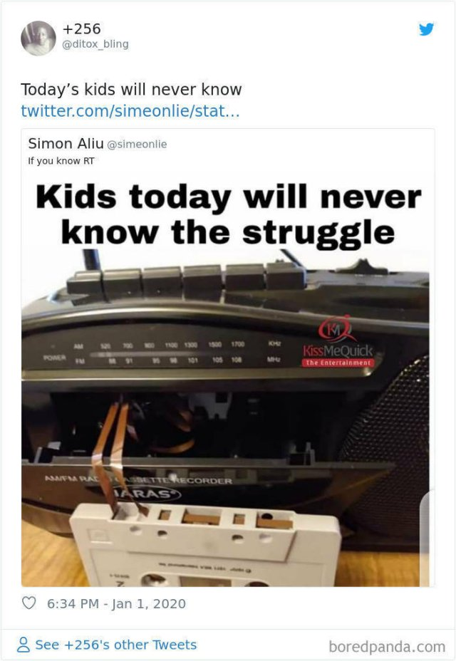 Things Today's Kids Will Never Understand