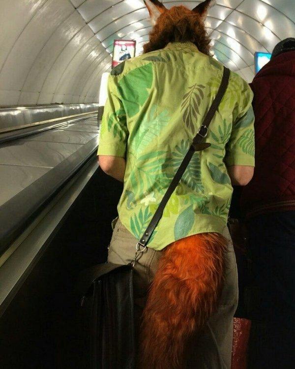 Strange People, part 8