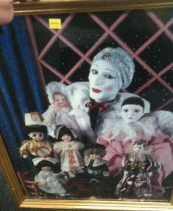 Thrift Shop Treasures
