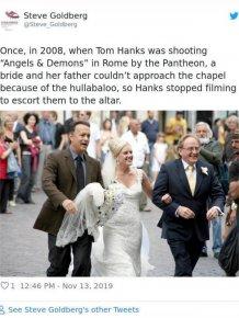 Why People Love Tom Hanks
