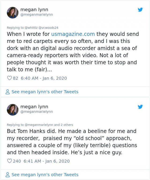 Why People Love Tom Hanks