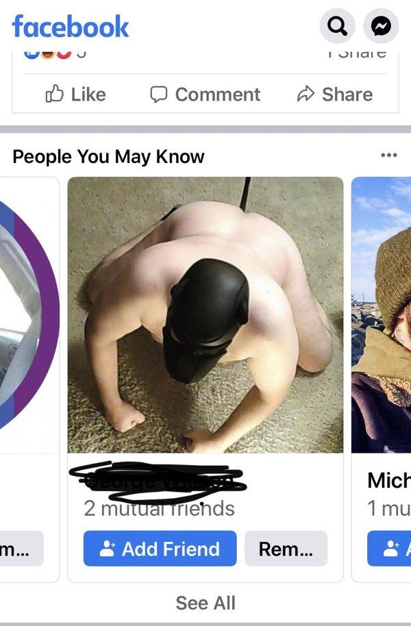 Weird People On Facebook