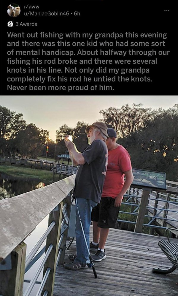 People Do Amazing Things