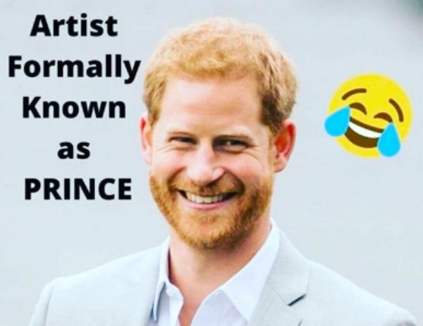Memes About The Prince Harry And Meghan Markle Fallout