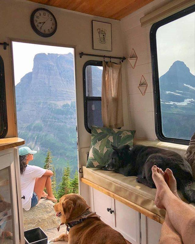 People Who Joined The Van Life