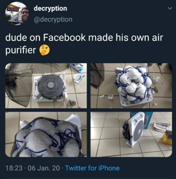 Crazy DIY