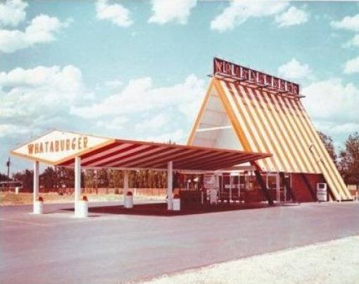 Retro Food And Restaurants