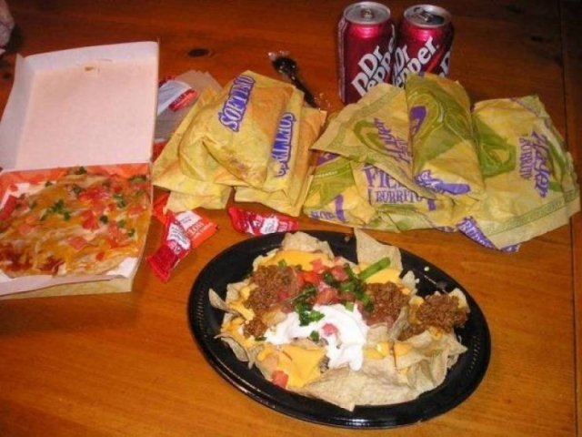 Retro Food And Restaurants