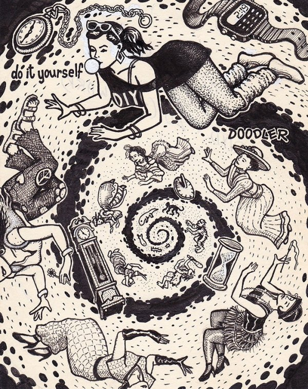 Doodle Challenge By David Jablow