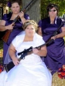 Weddings Gone Wild