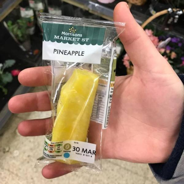 Useless Packaging