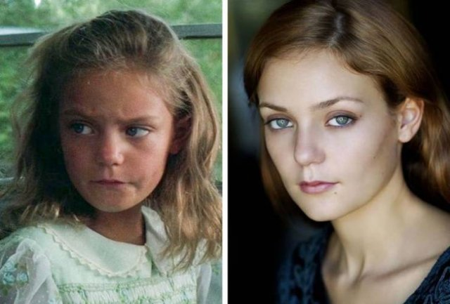 Child Actors: Then And Now, part 3