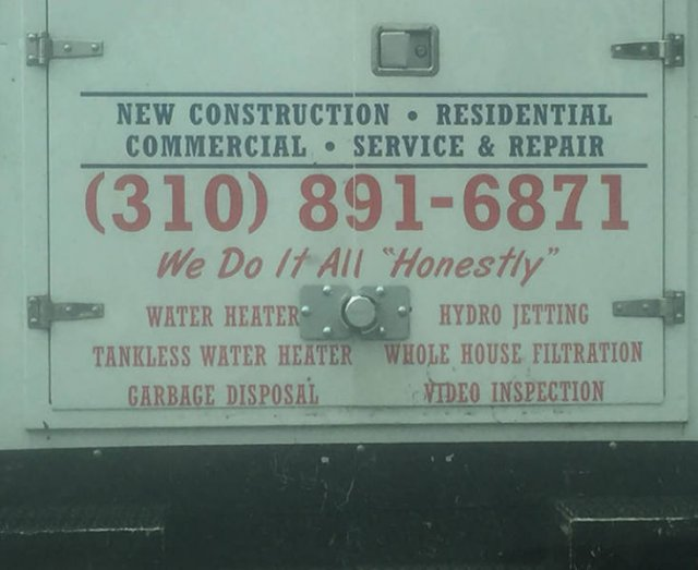 Sometimes Quotation Marks Change Everything