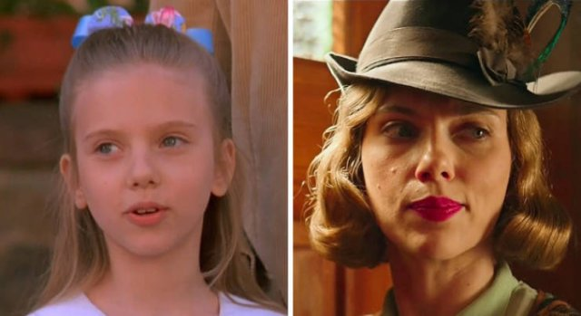 Actors And Actresses: First Vs. Latest Roles