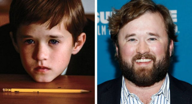 Child Actors: Then And Now, part 4