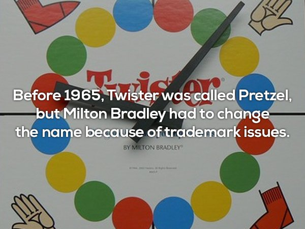 Random Facts, part 6