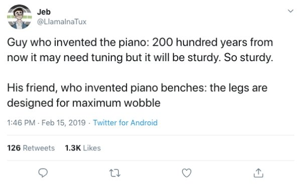 """""""Guy Who Invented"""" Tweets"""
